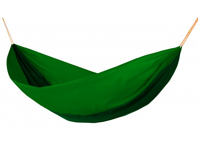 Houpací síť Hamaka brčálovo-zeleno-brčálová